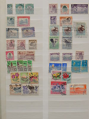 YS-I721 SOUTH AFRICA IND - Wild Animals, Flowers, Views, Great Stamps Used