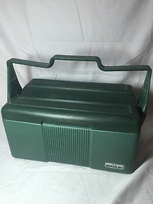 Vintage 1991 Aladdin Stanley Insulated Lunchbox Cooler 37210 Made in USA!