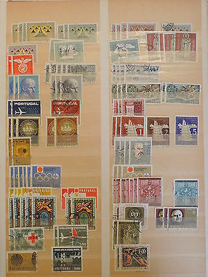 YS-I882 PORTUGAL - Lot, Great Lot Of Stamps MIXED