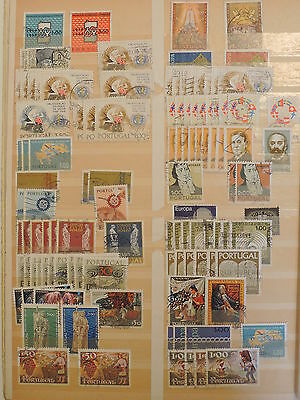 YS-I883 PORTUGAL - Lot, Paintings, Europa Cept, Great Stamps MIXED