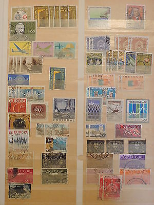 YS-I884 PORTUGAL - Lot, Paintings, Europa Cept, Great Stamps MIXED