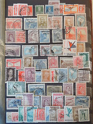 YS-J002 ARGENTINA - Lot, Old Stamps USED