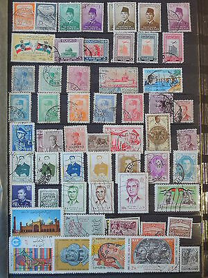 YS-J009 INDONESIA - Lot, Old Stamps MIXED