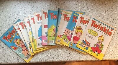 Twinkle comic for girls complete year 1991 plus summer special