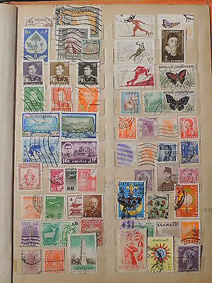 YS-J237 INDONESIA - Romania, Lot Of Old Stamps USED