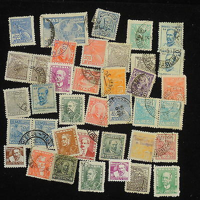 YS-J327 BRAZIL - Lot, Great Stamps USED