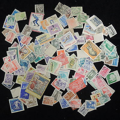 YS-J344 ROMANIA - Wild Animals, Accumulation Of Great Stamps USED