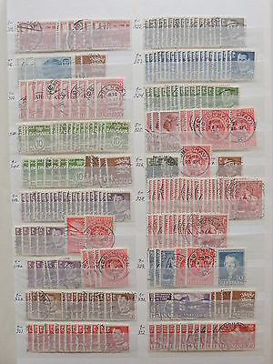 YS-J399 DENMARK - Lot, Accumulation Of Great Stamps USED