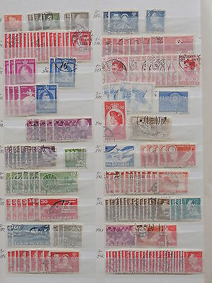 YS-J402 DENMARK - Aviation, Lot Of Great Stamps USED