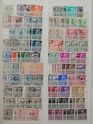 YS-J870 SPAIN - Lot, Great Stamps USED