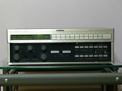 Revox B-261 Synthesizer FM Tuner