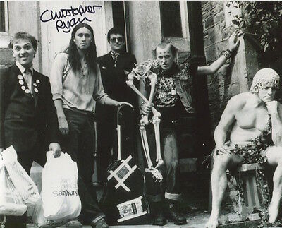 Christopher Ryan Photo Signed In Person - The Young Ones - B777