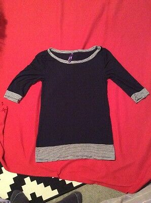 Seraphine maternity top (Size 3/ Size 12)