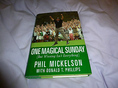 Phil Mickelson - One Magical Sunday (But Winning Isn't Everything)