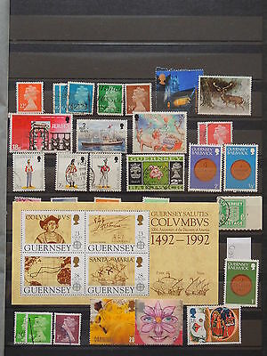 YS-K108 GB STAMPS LOT - Columbus, Lot Of Great Stamps With Sheet MIXED
