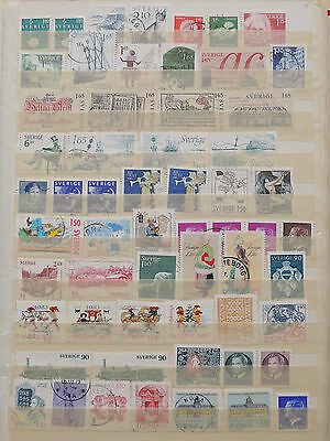 YS-K267 SWEDEN - Lot, Great Stamps USED