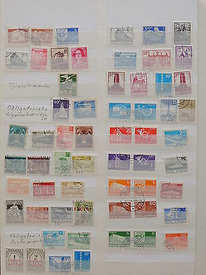 YS-K308 ROMANIA - Lot, Old Stamps USED