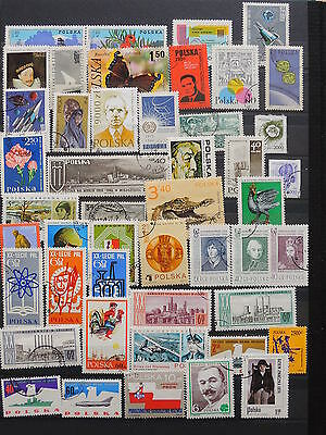 YS-K351 POLAND - Lot, Great Stamps USED
