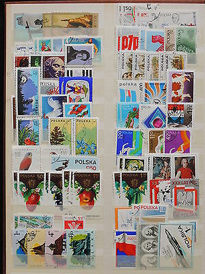 YS-K406 POLAND - Fruits, Lot Of Great Stamps USED