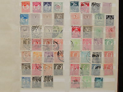 YS-K413 ROMANIA - Lot, Old Stamps USED
