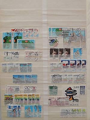 YS-K478 DENMARK - Selection, Lot Of Great Stamps USED