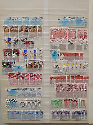 YS-K480 DENMARK - Selection, Lot Of Great Stamps USED