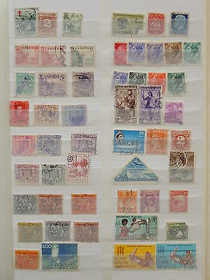 YS-K594 PORTUGAL - Italy, Lot Of Old Stamps USED