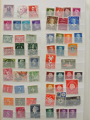 YS-K605 NETHERLANDS - Lot, Great Stamps USED