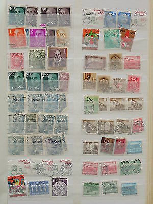 YS-K612 WORLDWIDE - Lot, All Different Stamps USED