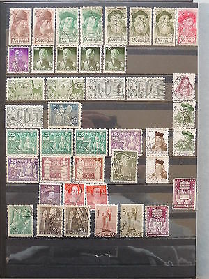 YS-K640 PORTUGAL - Lot, Great Stamps USED