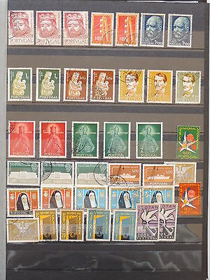 YS-K643 PORTUGAL - Lot, Great Stamps USED