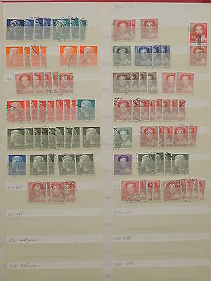 YS-K719 DENMARK - Lot, Definitives Stamps USED