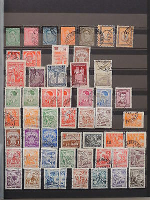 YS-K824 YUGOSLAVIA - Lot, Old Stamps USED