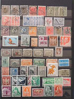 YS-K833 BULGARIA - Lot, All Different Stamps USED