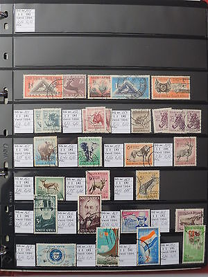 YS-L098 SOUTH AFRICA IND - Lot, Great Stamps USED