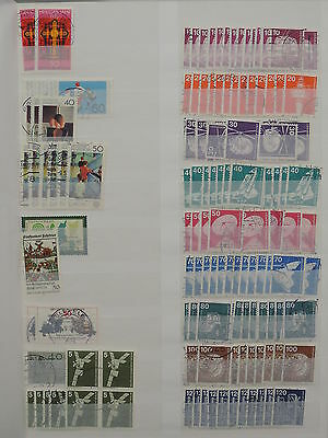 YS-L211 GERMANY - Transportation, Space.. Lot Of Great Stamps USED