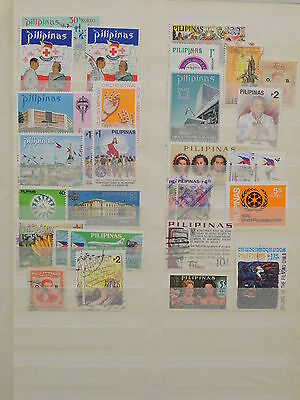 YS-L270 PHILIPPINES IND - Lot, Great Stamps USED
