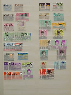 YS-L272 INDONESIA - Accumulation, Lot Of Great Stamps USED