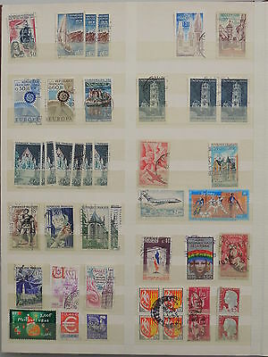 YS-L317 FRANCE - Ships, Lot Of Great Stamps USED