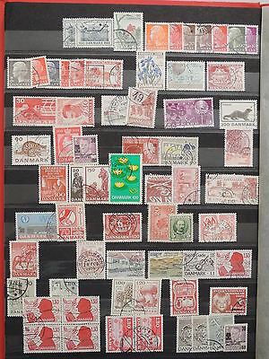 YS-L360 DENMARK - Lot, Great Stamps USED