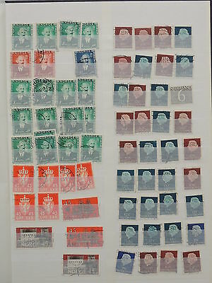YS-L366 NORWAY - Netherlands, Accumulation Of Great Stamps USED