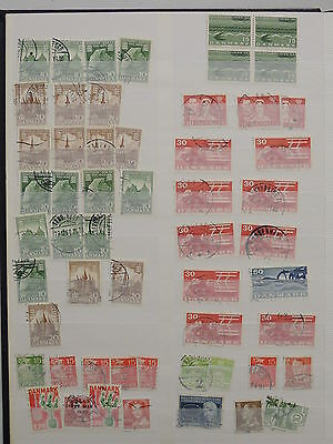 YS-L373 DENMARK - Lot, Accumulation Of Great Stamps USED