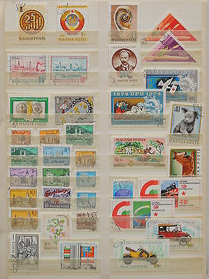 YS-L461 HUNGARY - Cars, Buildings, Dogs, Sports USED