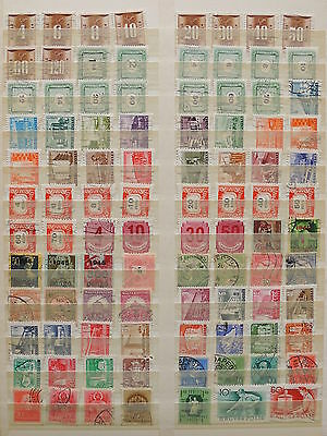 YS-L469 HUNGARY - Lot, Definitives Stamps USED