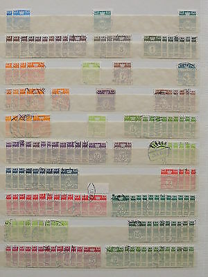 YS-L545 DENMARK - Lot, Accumulation Of Great Stamps USED