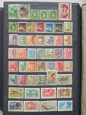 YS-L584 HUNGARY - Lot, Old Stamps USED