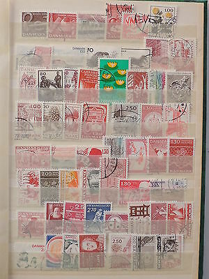 YS-L754 DENMARK - Lot, Great Stamps USED