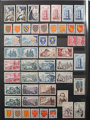 YS-L768 FRANCE - Lot, Great Stamps USED