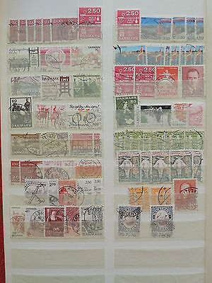 YS-L928 DENMARK - Lot, Accumulation Of Great Stamps USED