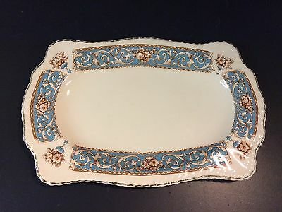 Johnson Bros Sandwich Plate. Made In England